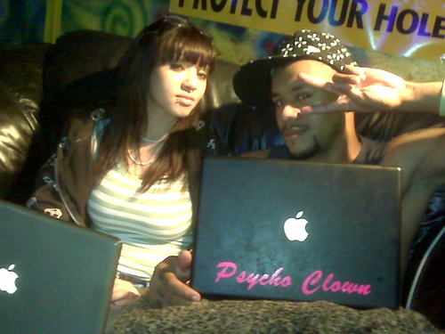 Adrenalynn Adebisi and the Macs