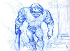 2009_03_01_02 (kevrichter) Tags: blueline character fantasy concept