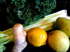 Stuff for juicing
