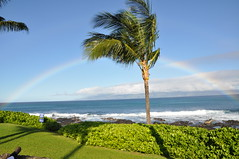 DSC_0534 (rnthrash) Tags: from breakfast bay rainbow gazebos napili