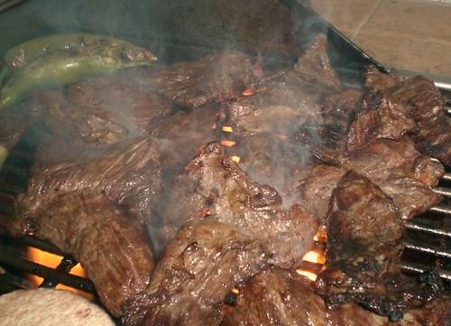BBQ Carne Asada | SimplyHeavenFood.com
