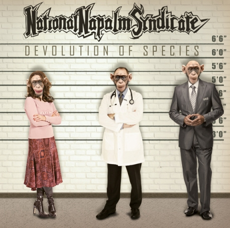 National Napalm Syndicate - Painful Ten Hours