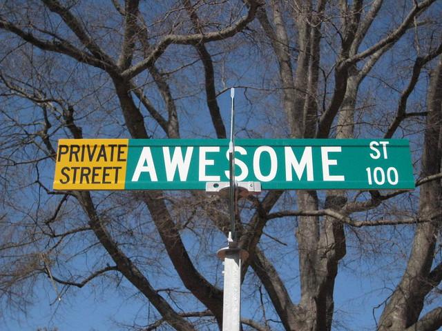 Awesome Street, USA - Moonlightbulb | Flickr