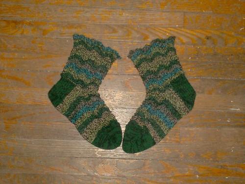 Kaibashira Socks, complete