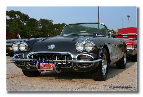 Classic 58 Corvette