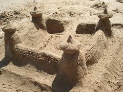 DSC03499 (ekbatan_guy) Tags: sea beach nice sand iran location seafood sandcastle persiangulf qeshm nicelocation