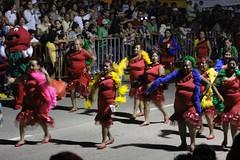 Carnaval Coatza 2009  Comparsa Señoras