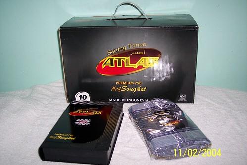 Atlas Premium 750 Motif Songket