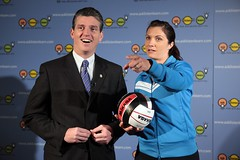 Misty May Treanor and AG Patrick C. Lynch RI (century council) Tags: usa dc washington general may patrick listen beach patrick scenes council professional century general behind misty may lynch athlete volleyball attorney ask learn treanor volleyball attorneys