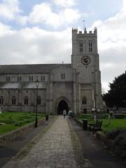 Christchurch Priory Church (crwilliams) Tags: christchurch church dorset date:month=march date:day=14 date:year=2009 date:hour=14 date:wday=saturday