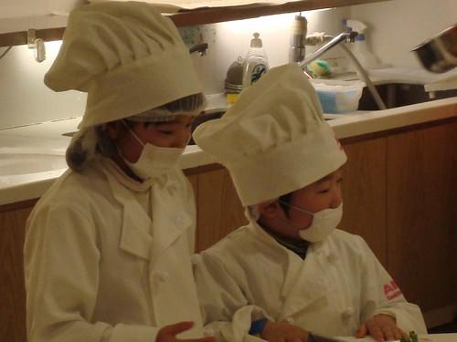 ABC Cooking in KidZania Tokyo