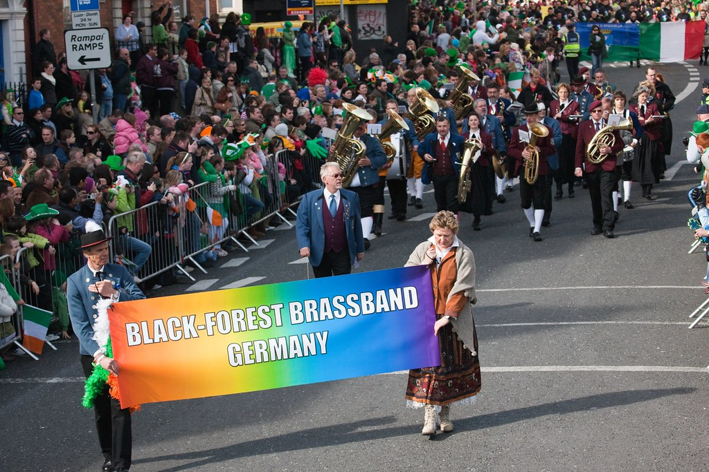 BLACK FOREST BRASSBAND FROM GERMANY
