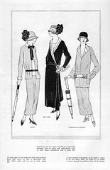 May 1923 Fashion (christine592) Tags: 1920s fashion illustration vintage magazine 1923 goodhousekeeping