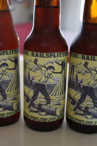 The Railsplitter by you.