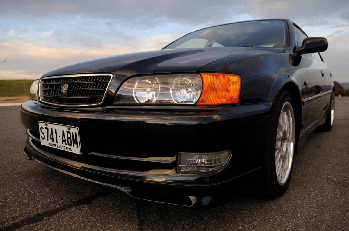 97 JZX100 Toyota Chaser,