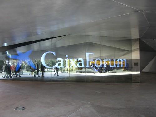 Puerta Caixa Forum