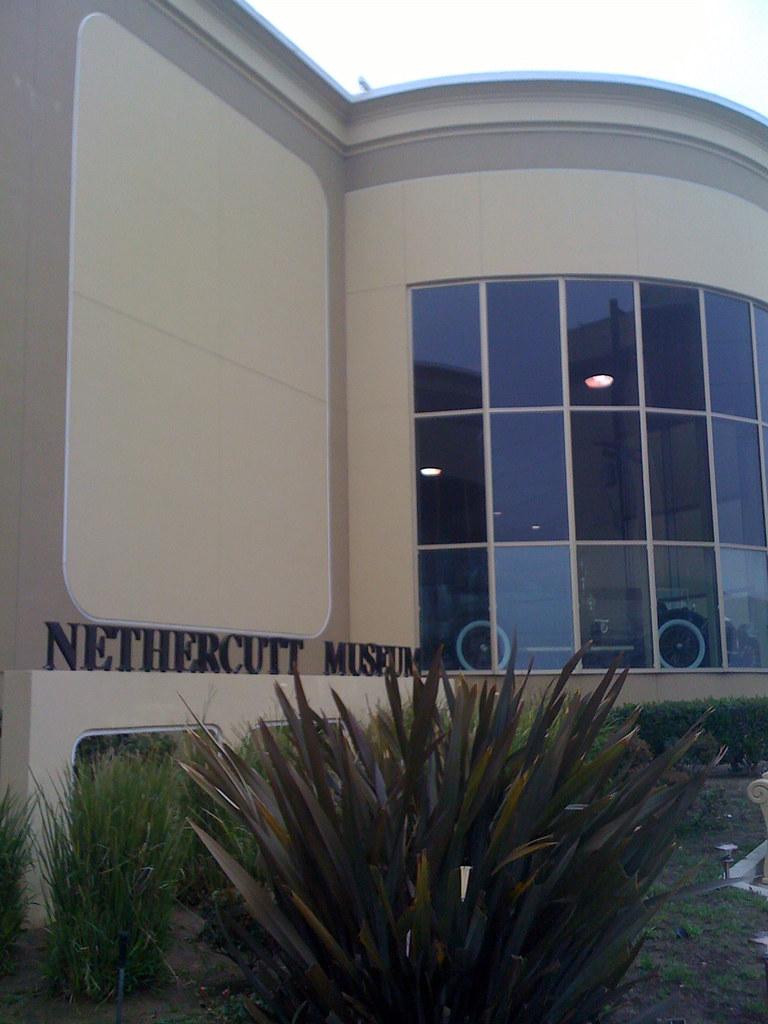 Nethercutt Museum