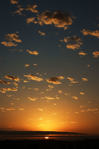 Golden Sunrise - by Michael Scott
