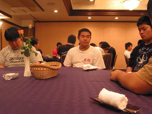若き日の松江選手