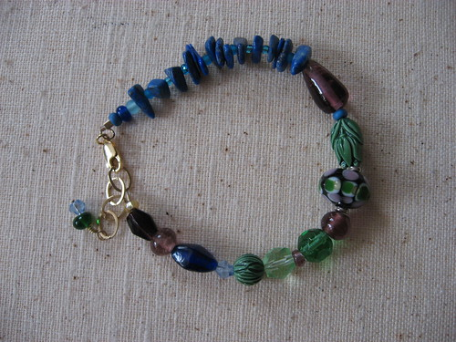 LASB Designs Bracelet by Lois Showalter Blankenship