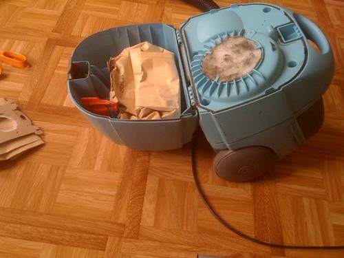 vacuum maintenance electrolux
