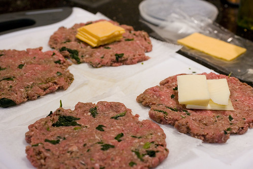 Preparing Patties