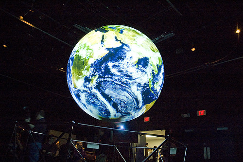 Globe Projection I