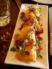 Apple & Brie Quesadillas, Stanton Social