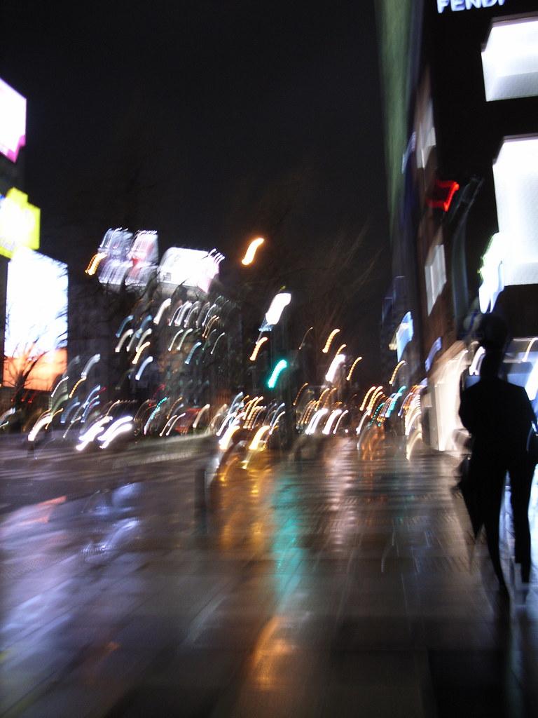 osaka night lights