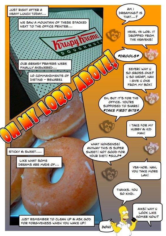 Krispy Kreme Malaysia