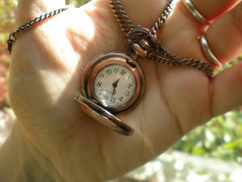 Locket watch