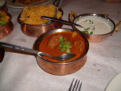 Goan Lamb Vindaloo