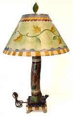 LGT-001 Log Tagle Lamp