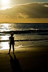 Veneguera (Martefr) Tags: grancanaria contraluz atardecer mar playa arena puestadesol veneguera canararas