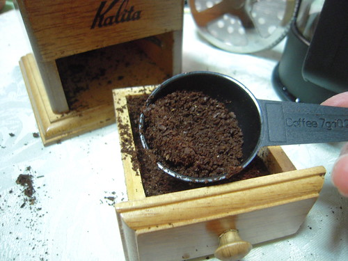 復活の香り コーヒープレス