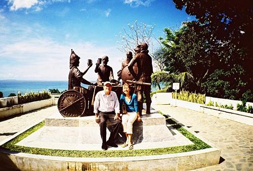 Sandugo in Bohol