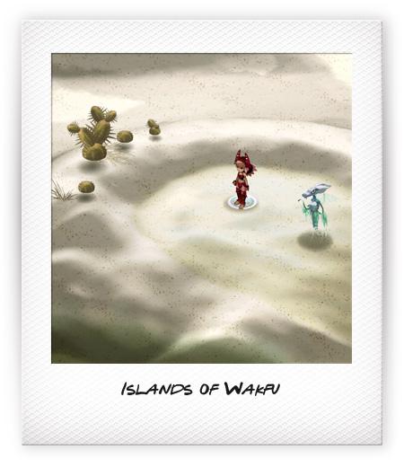 Islands of Wakfu