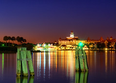 Disney - Grand Floridian At Night