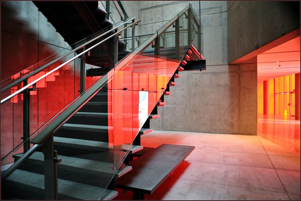 Penseroso's Staircase