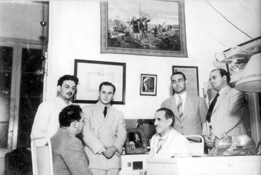 Millo Ochoa 1955