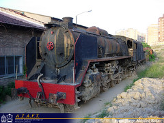 2124. (Tomeso) Tags: spain steam zaragoza aragon mikado vapor renfe inglesa endesa 2124 azaft