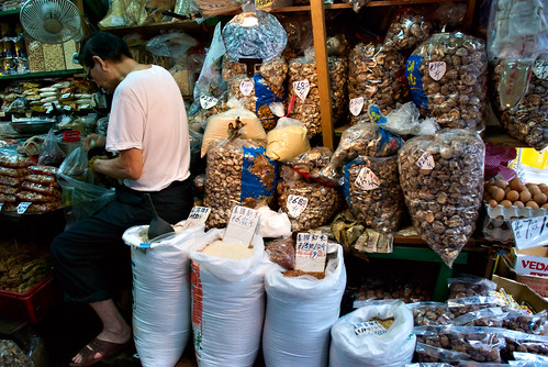 Hong Kong Markets 12