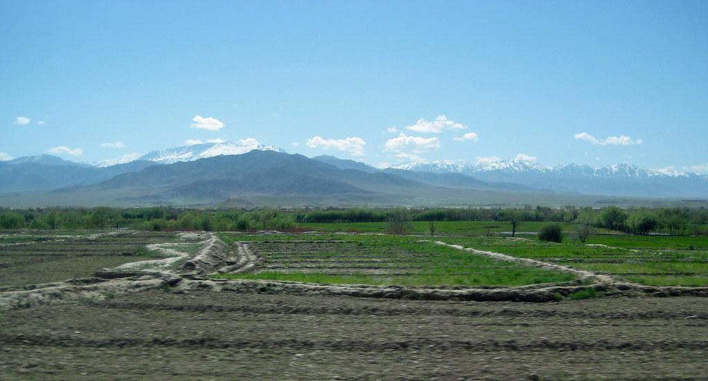 Logar Scenery