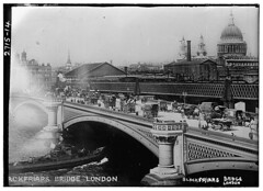 Black friars bridge - London