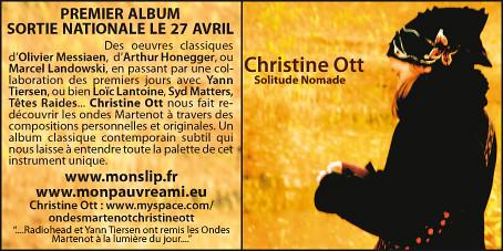 Jean CORTI et Christine OTT : deux CD superbes 3483040924_91b40fd505