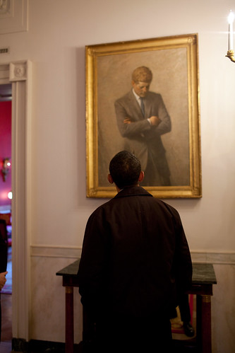 Kennedy and Obama