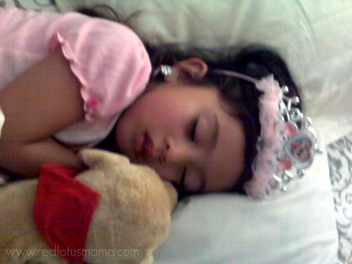 real sleeping beauty