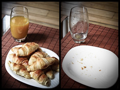Breakfast Before/After