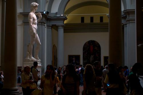 Il Davide di Michelangelo