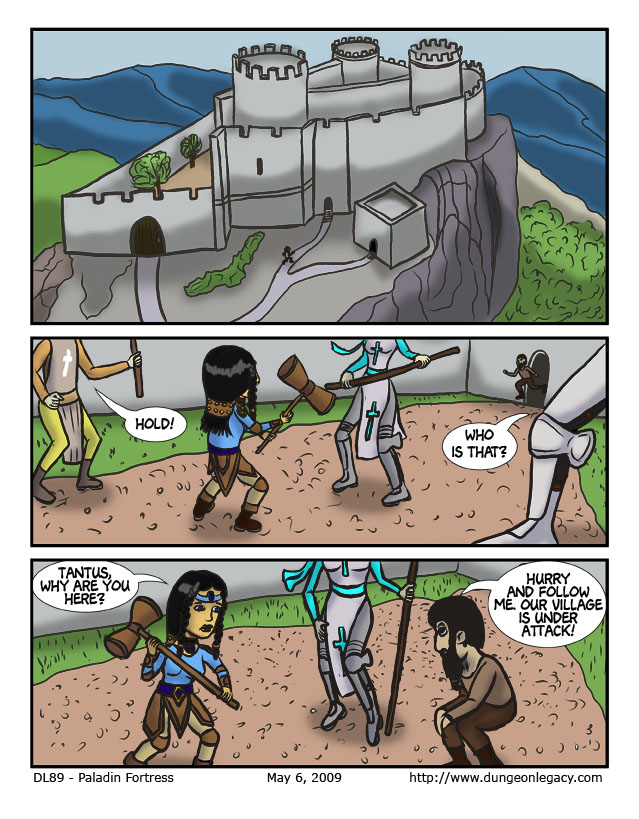 Paladin Fortress